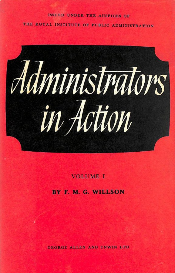 Image for Administrators in Action Vol 1