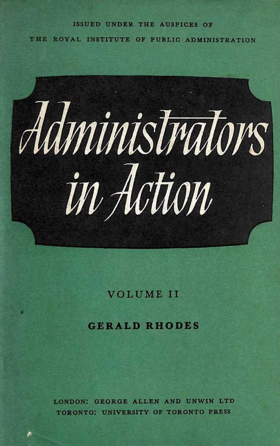 Image for Administrators in Action: Vol. 2
