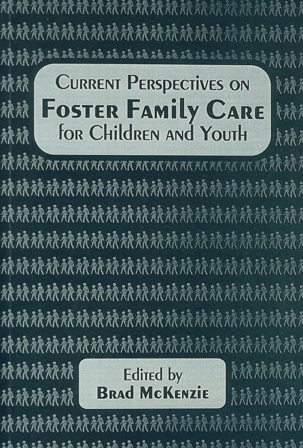 Image for Current Perspectives on Foster Family Care for Children and Youth
