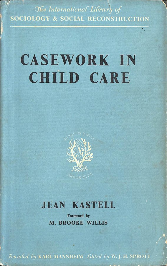 Image for Casework In Child Care