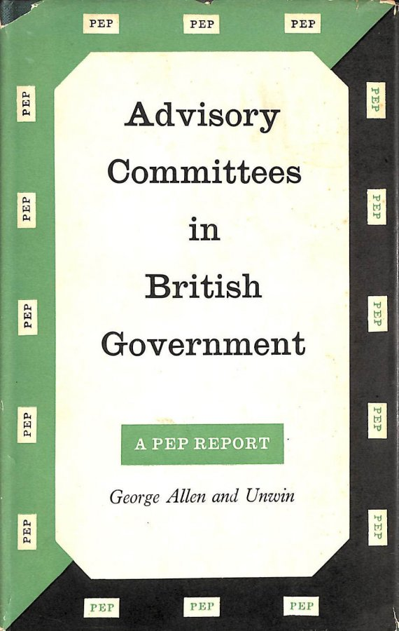 Image for Advisory Committees in British Government