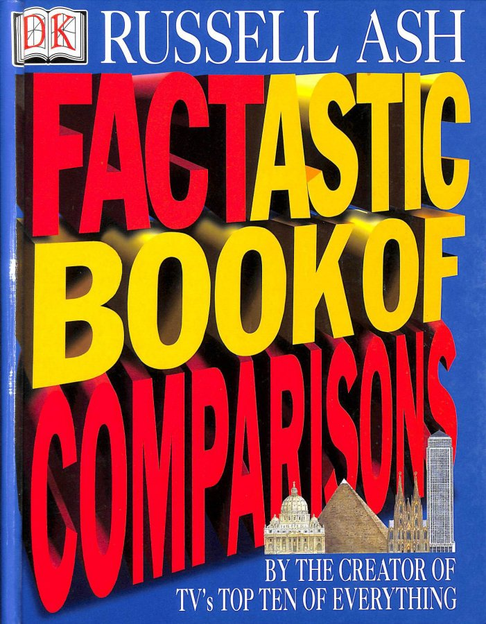 Image for Factastic Book of Comparisons