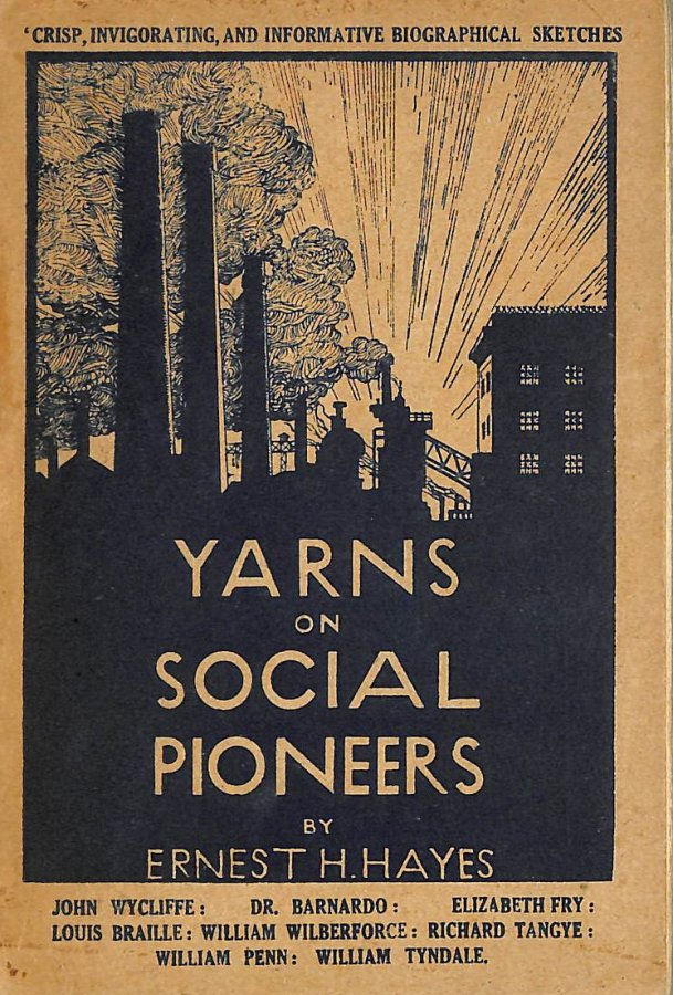 Image for Yarns on Social Pioneers