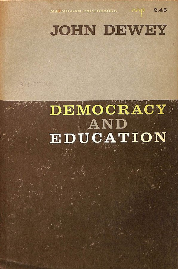Image for Democracy and Education: An Introduction to the Philosophy of Education