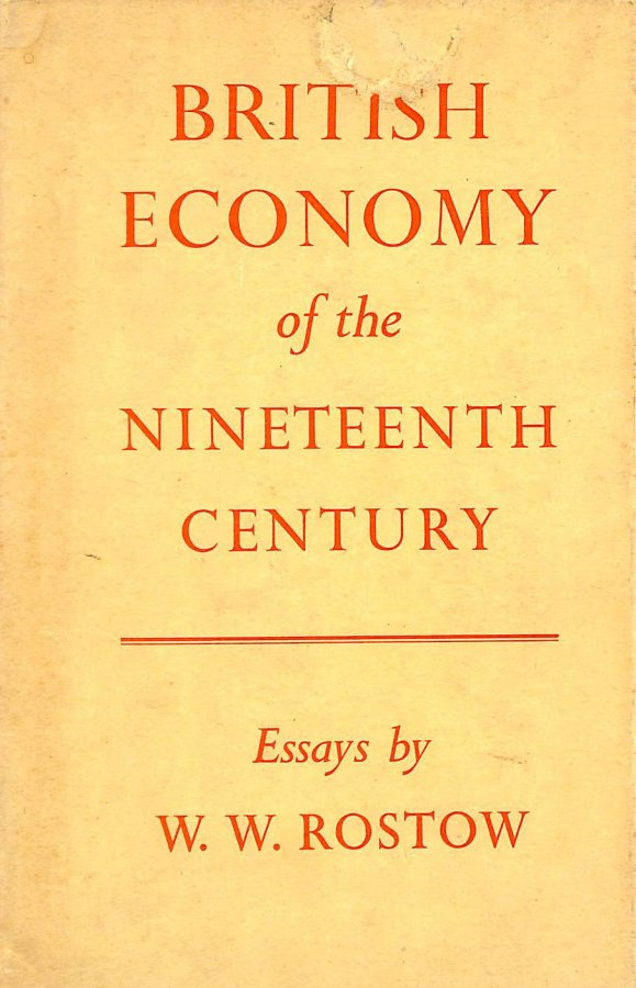 Image for British Economy of the Nineteenth Century