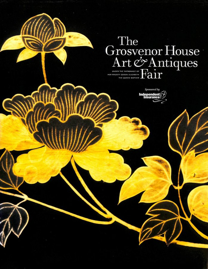 Image for The Grosvenor House Art And Antiques Fair 2001