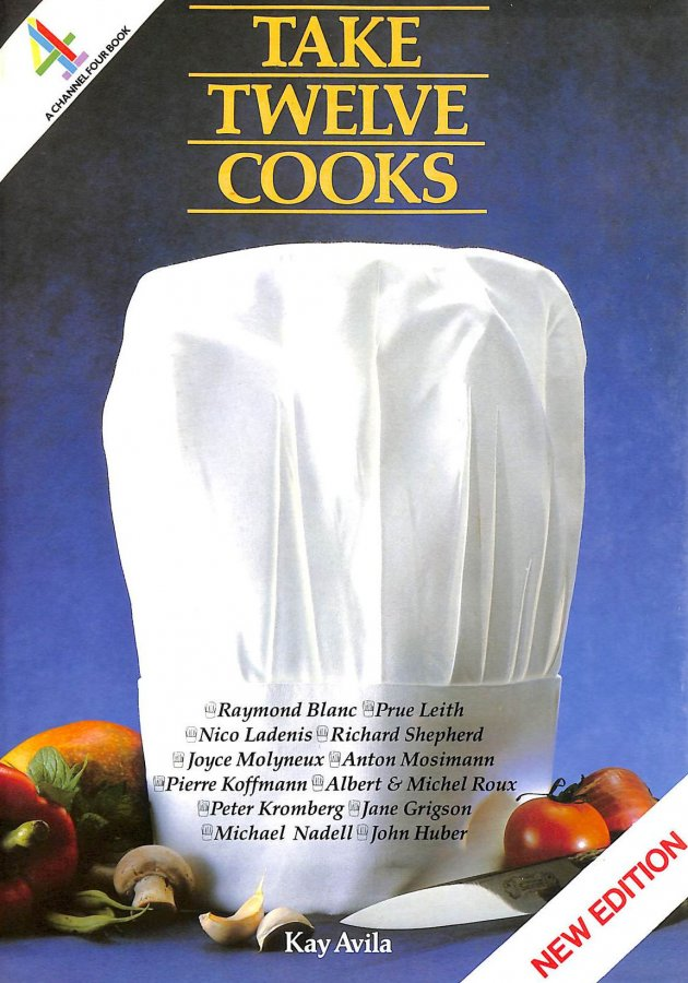 Image for Take Twelve Cooks
