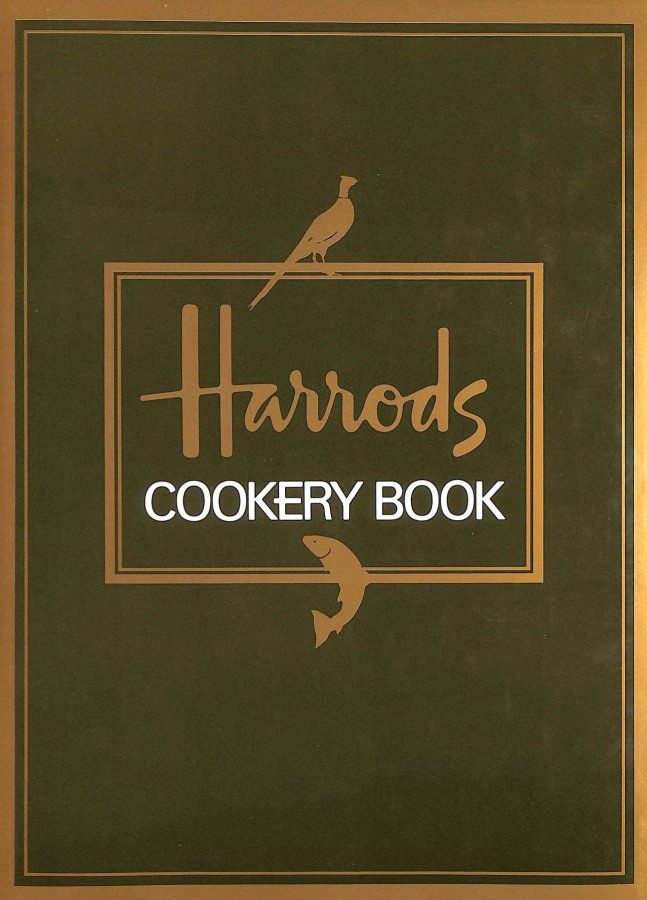 Image for Harrods Cookery Book