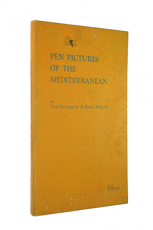 Image for Pen Pictures of the Mediterranean
