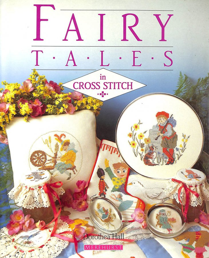 Image for Fairytales in Cross-stitch (The cross stitch collection)