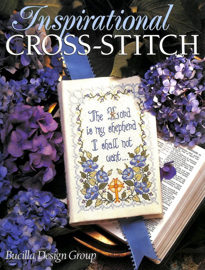 Image for Inspirational Cross-stitch (Bucilla Design Group)