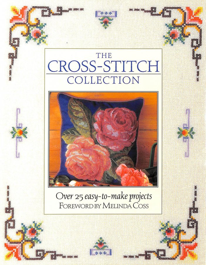Image for Cross Stitch Collection