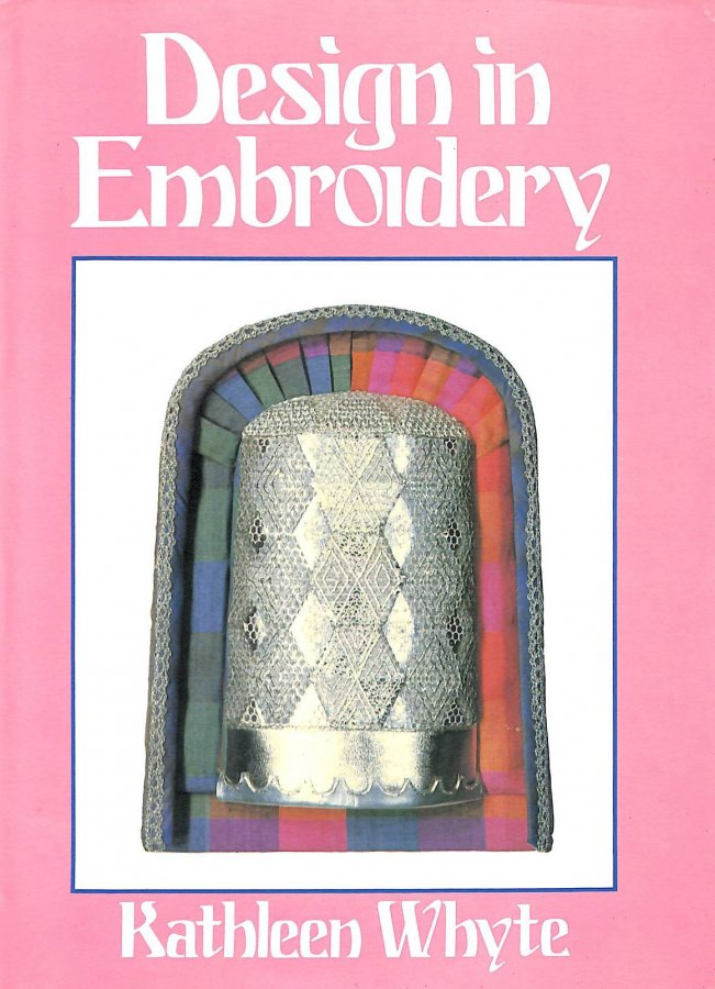 Image for Design in Embroidery