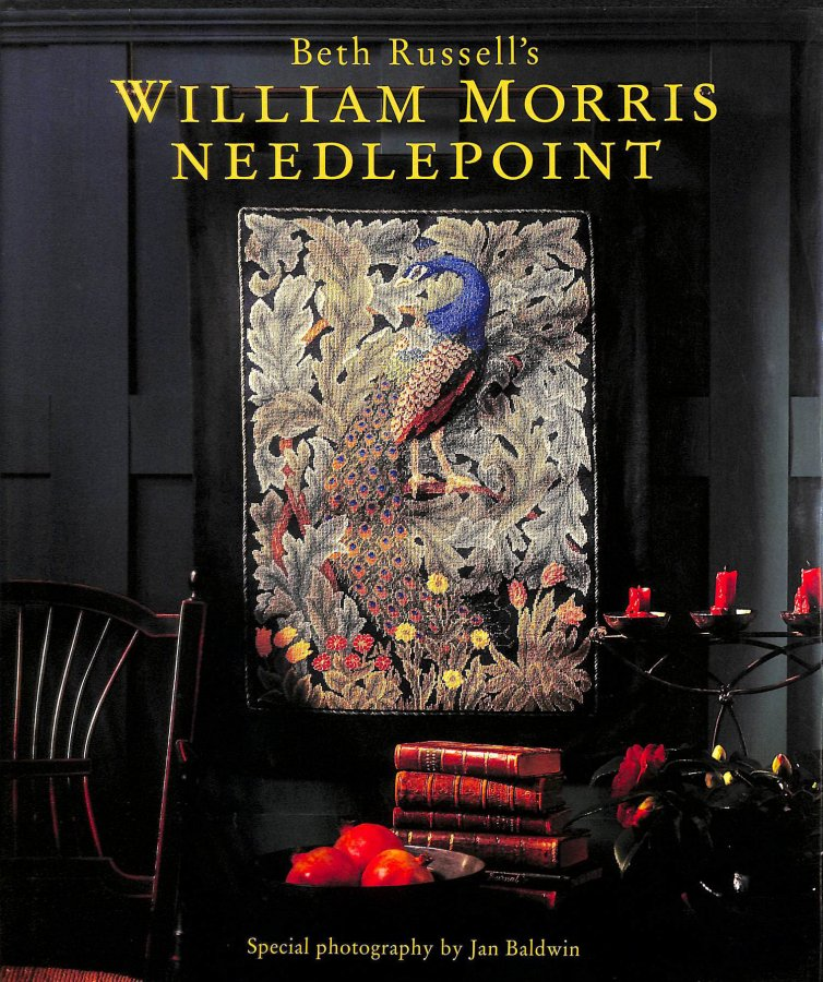 Image for Beth Russell's William Morris Needlepoint