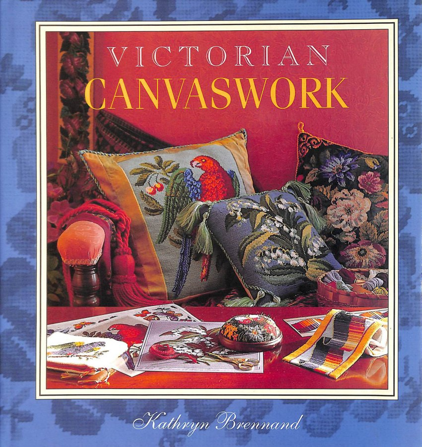 Image for Victorian Canvaswork