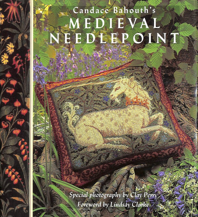 Image for Candace Bahouth's Medieval Needlepoint