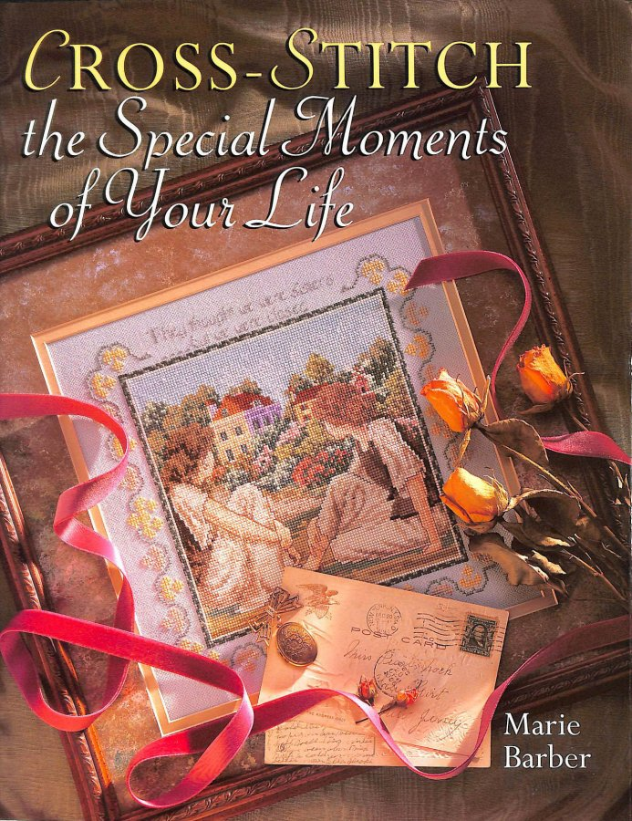 Image for Cross Stitch Special Moments Of Life