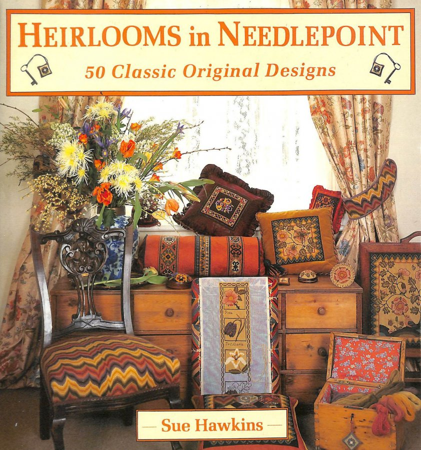 Image for Heirlooms in Needlepoint
