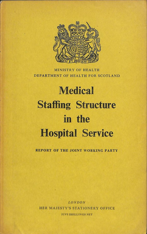 Image for Medical Staffing in the Hospital Service