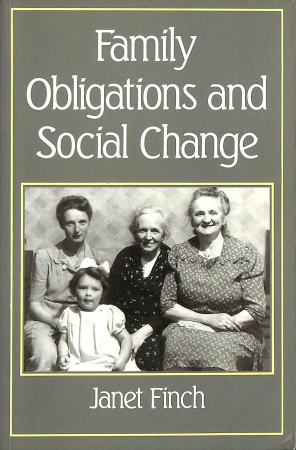 Image for Family Obligation and Social Change