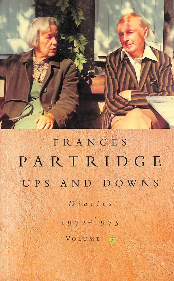 Image for Frances Partridge Diaries 1972-1975: UPS AND DOWNS: Vol. 7