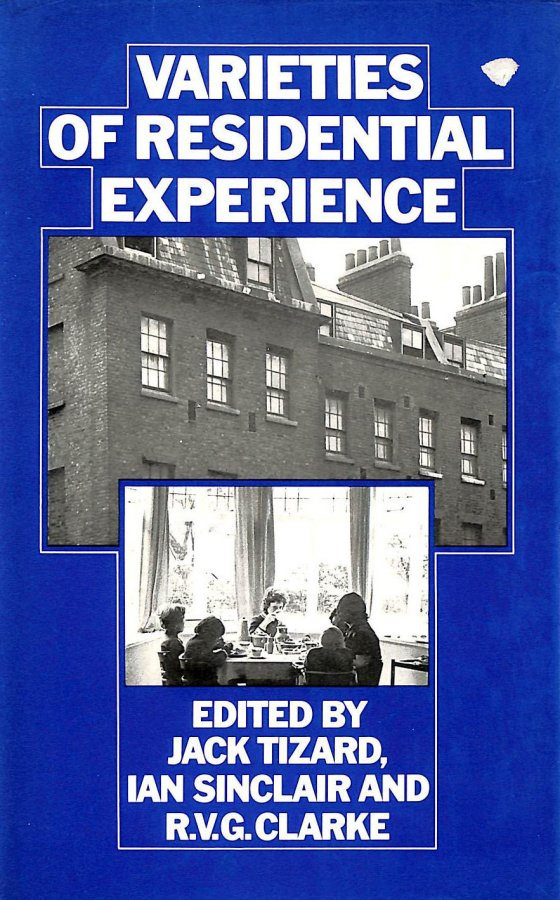 Image for Varieties of Residential Experience