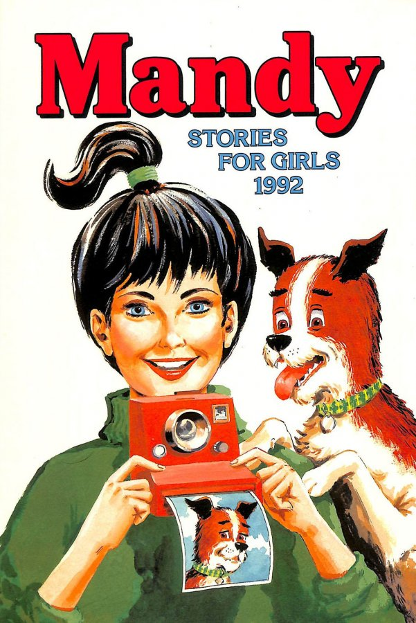 Image for Mandy Stories for Girls 1992 (Annual)