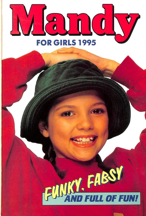 Image for Mandy Annual For Girls 1995 (Annual)