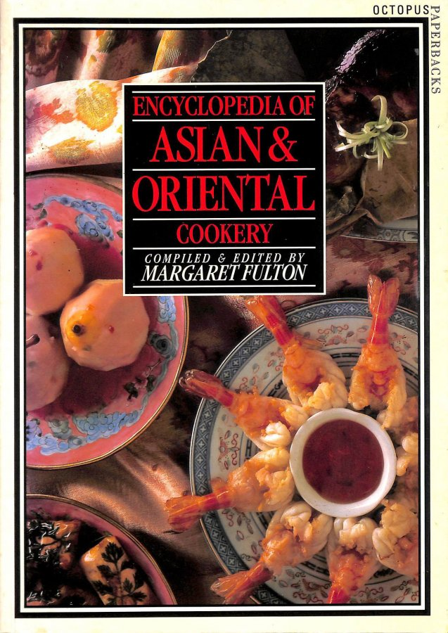 Image for Encyclopedia of Asian and Oriental Cookery
