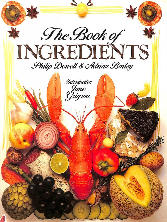 Image for The Book of Ingredients
