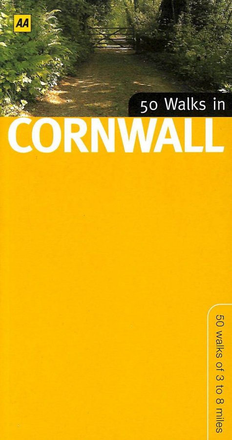 Image for 50 Walks in Cornwall