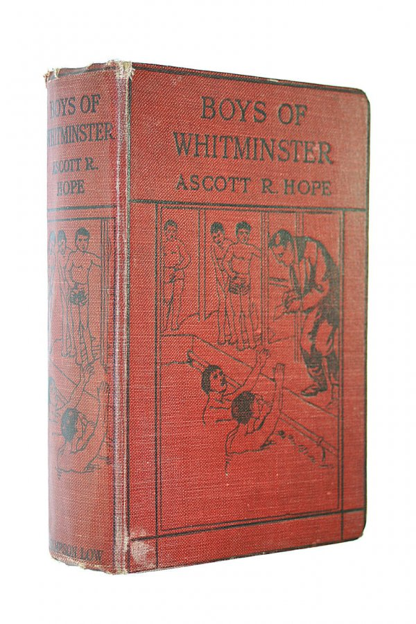 Image for Boys of Whitminster