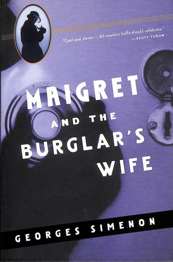 Image for Maigret and the Burglar's Wife (Inspector Maigret Mysteries)
