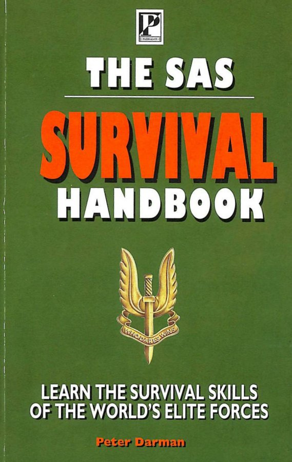 Image for SAS Survival Handbook