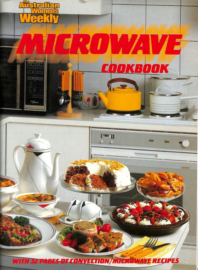 "Image for Microwave Cook Book: No. 1 (""Australian Women's Weekly Home Library)"