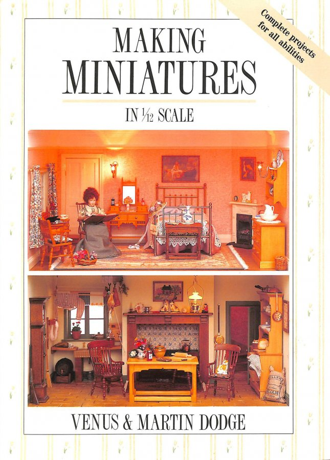 Image for Making Miniatures (A David & Charles craft book)