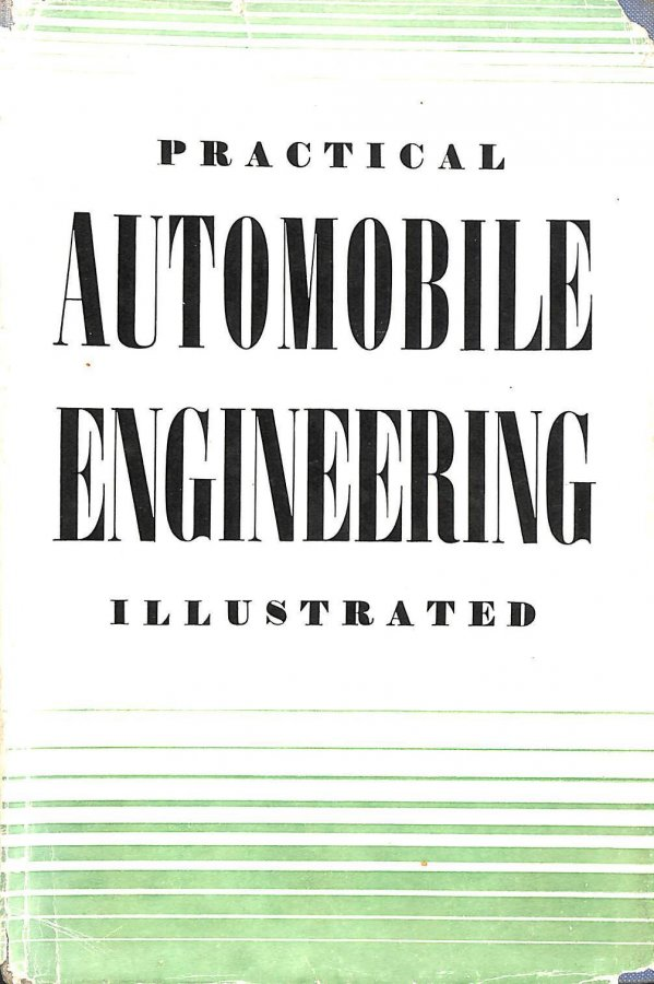 Image for Practical Automobile Engineering illustrated