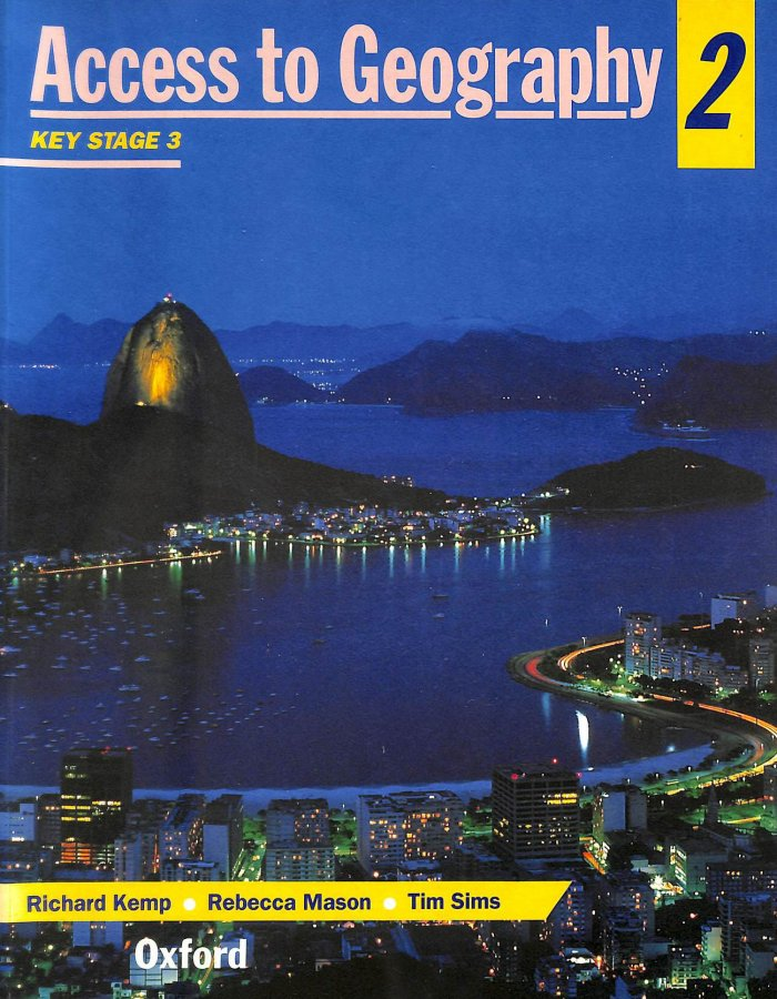 Image for Access to Geography: Bk.2: Key Stage 3