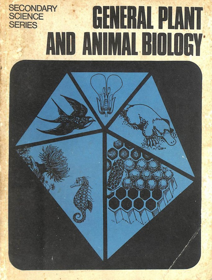 Image for Biology: General Plant and Animal Biology Bk.1 (C.S.E.Science S.)