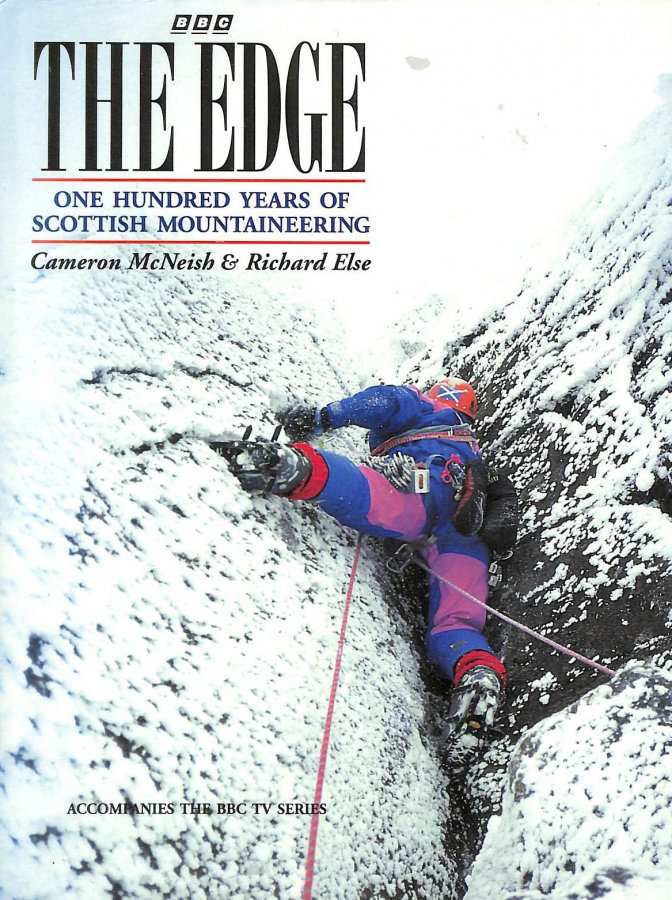 Image for The Edge: One Hundred Years of Scottish Mountaineering