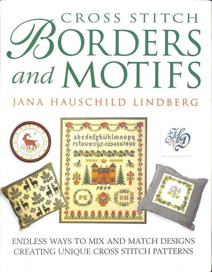 Image for Cross Stitch Borders and Motifs