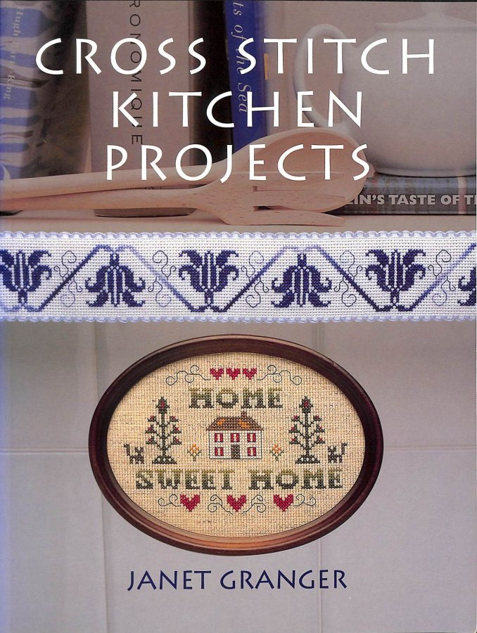 Image for Cross Stitch Kitchen Projects
