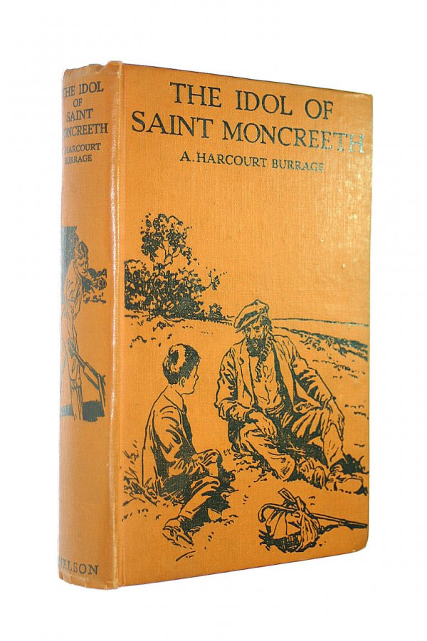 Image for The Idol of Saint Moncreeth - a School, Story of Mystery, Humour, and Sport