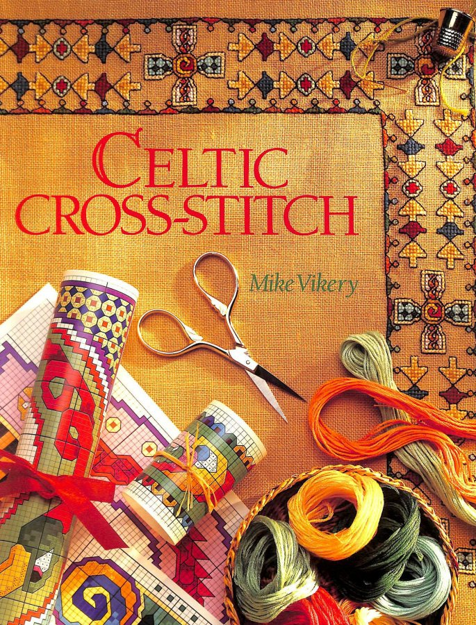 Image for Celtic Cross-stitch (A Sterling / Chappelle book)