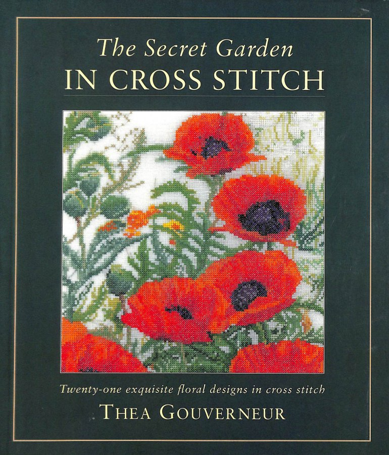 Image for The Secret Garden in Cross Stitch