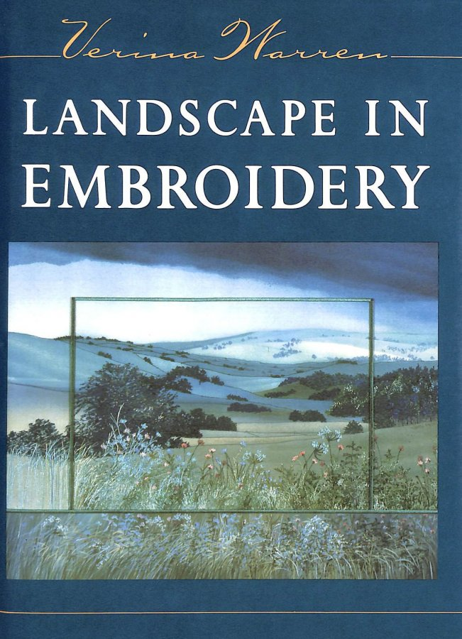 Image for Landscape in Embroidery