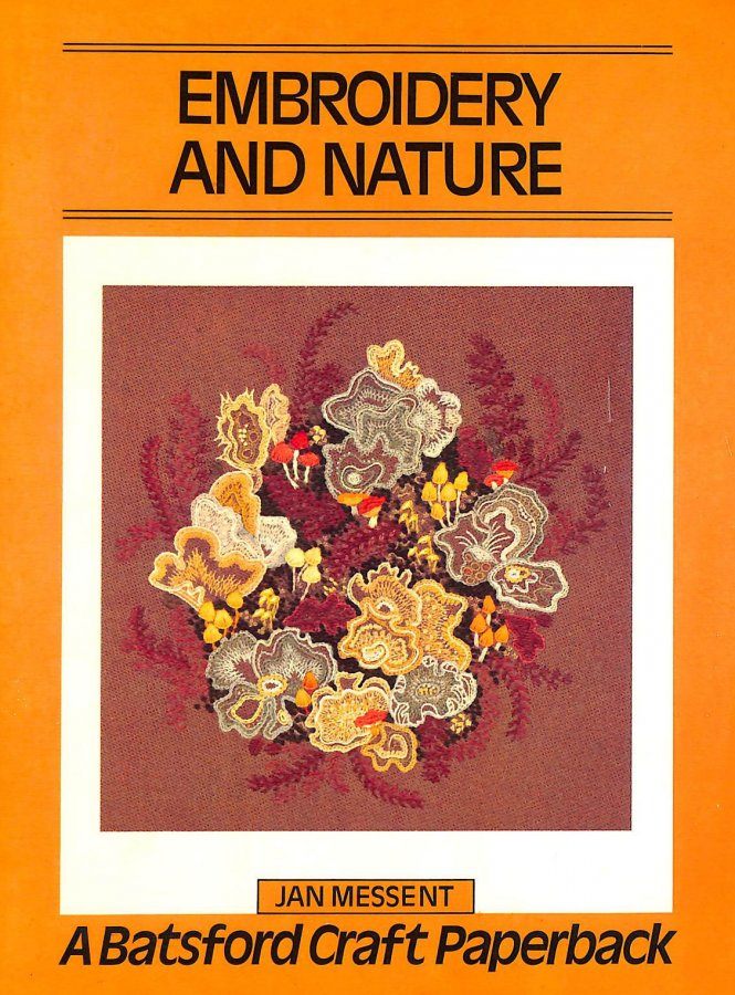 Image for Embroidery and Nature (Craft Paperbacks)