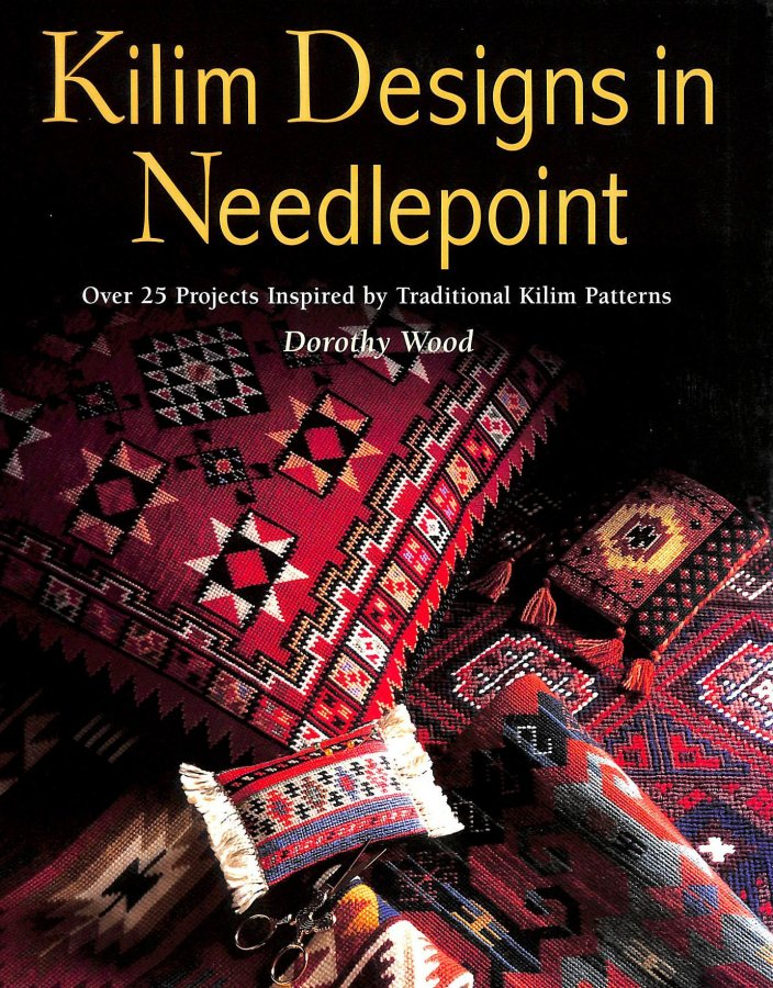 Image for Kilim Designs in Needlepoint