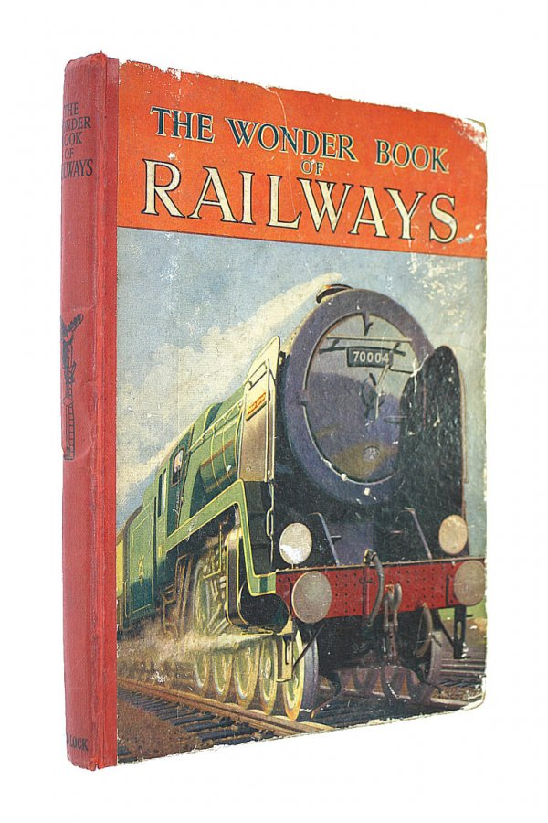 Image for The Wonder Book of Railways (THE WONDER BOOK)