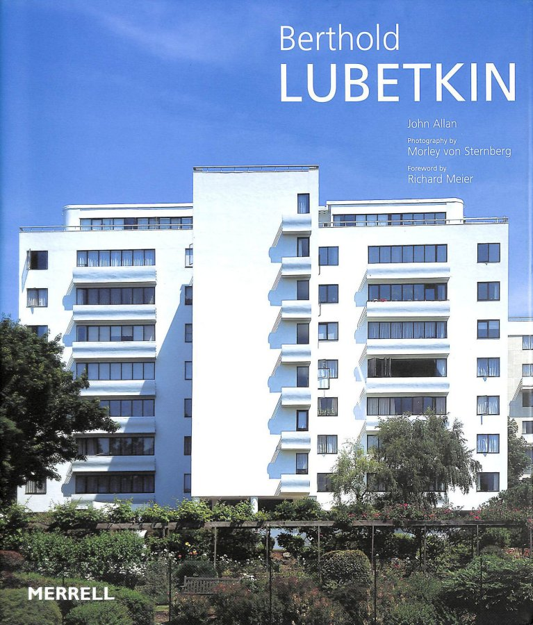 Image for Berthold Lubetkin